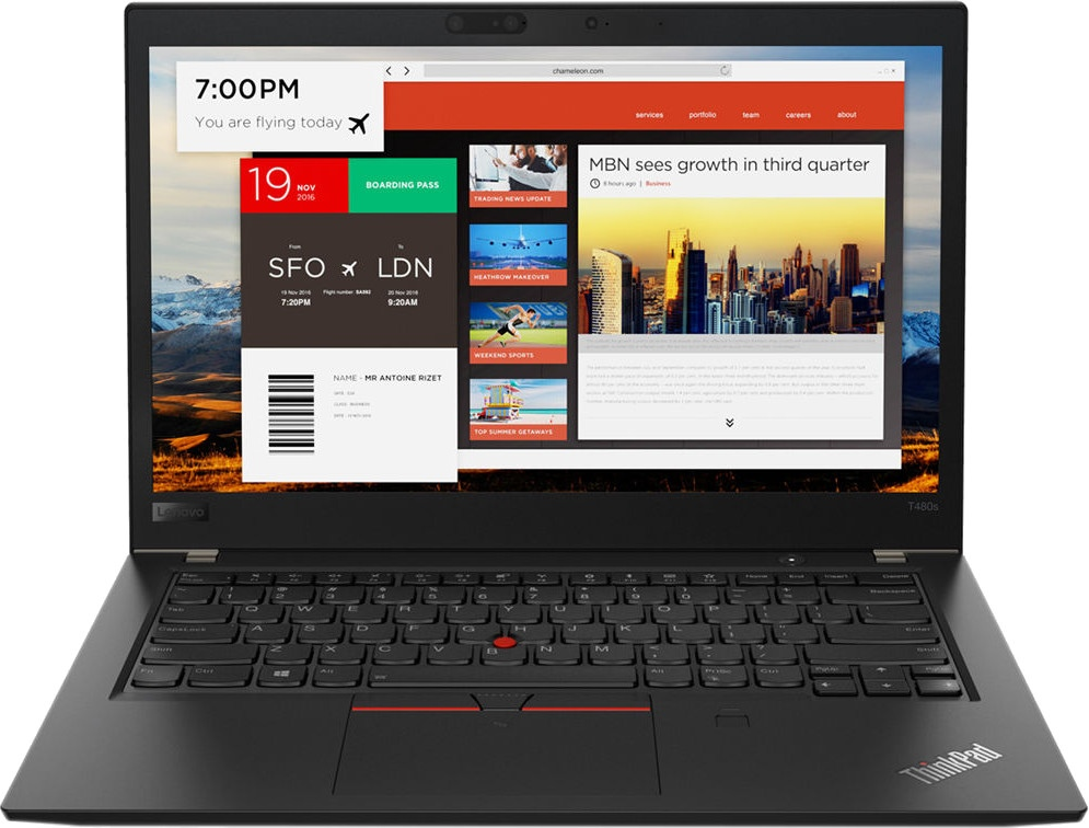 Замена кулера для Lenovo ThinkPad T480s в Москве