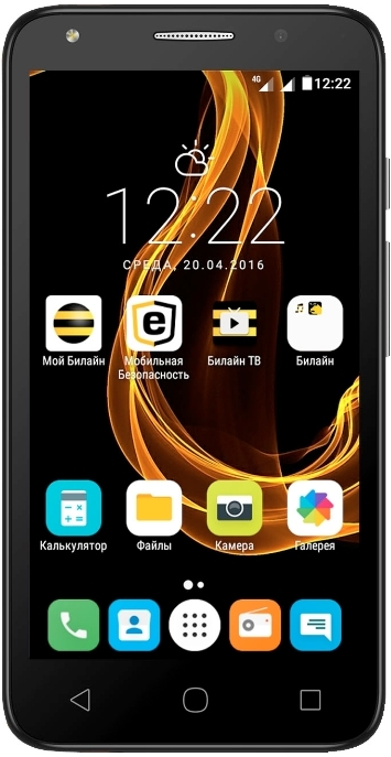 Замена дисплея (экрана) для Alcatel One Touch Pixi 4 5 5045D в Москве
