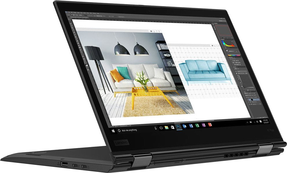 Замена кулера для Lenovo ThinkPad X1 Yoga Gen3 в Москве