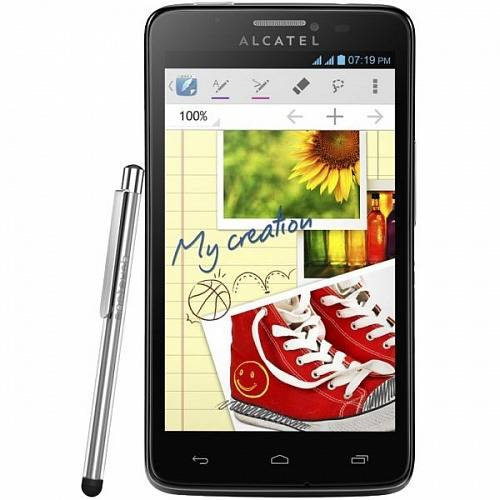 Ремонт Alcatel One Touch Scribe в Москве
