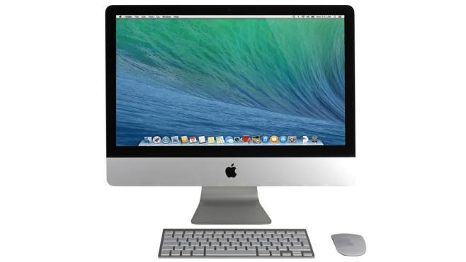 Ремонт Apple iMac 21.5-inch Mid 2014 в Москве