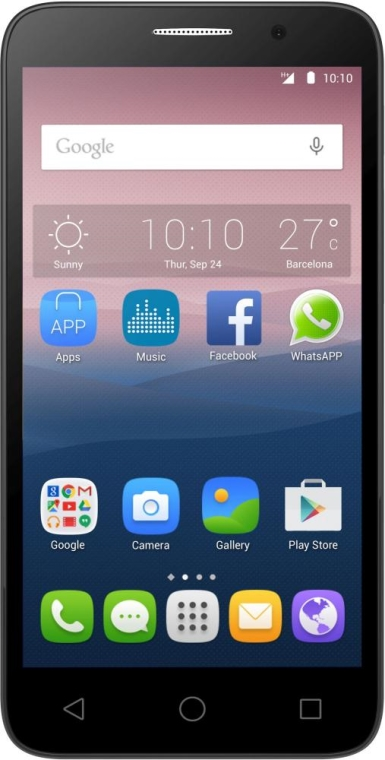 Ремонт Alcatel One Touch Pixi 3 5 5015D в Москве