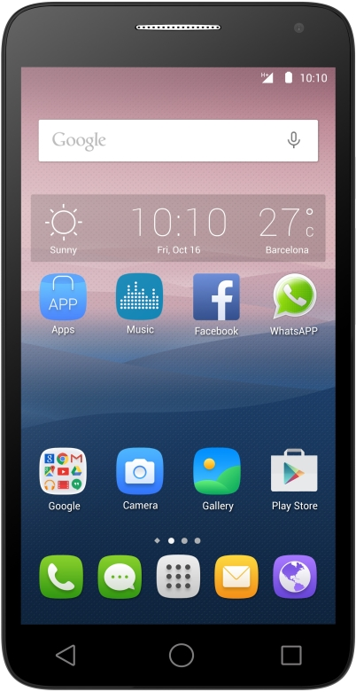 Ремонт Alcatel One Touch Pop 3 5025D в Москве
