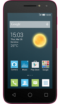 Замена дисплея (экрана) для Alcatel One Touch Pixi 4 4034D в Москве