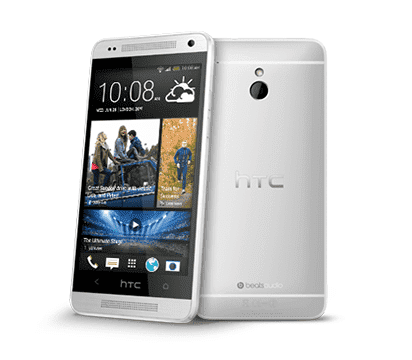 Замена дисплея (экрана) для HTC One mini в Москве